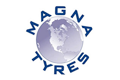 Magna tyres